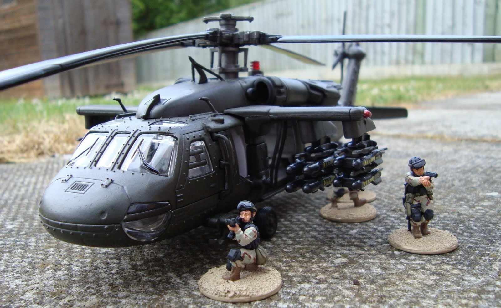Forward Recon New Ray Vs Forces Of Valor Blackhawk Comparison