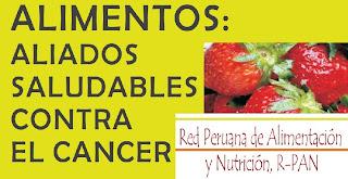ALIMENTOS CONTRA EL CANCER R-PAN PERU