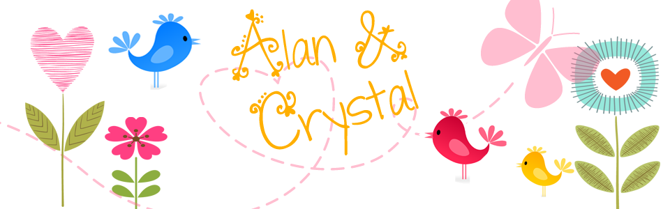 Alan and Crystal