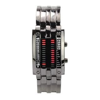 JAM Tangan LED Tokyoflash Griffin Watch Tokyo Flash, Rp. 210.000, Kode J151