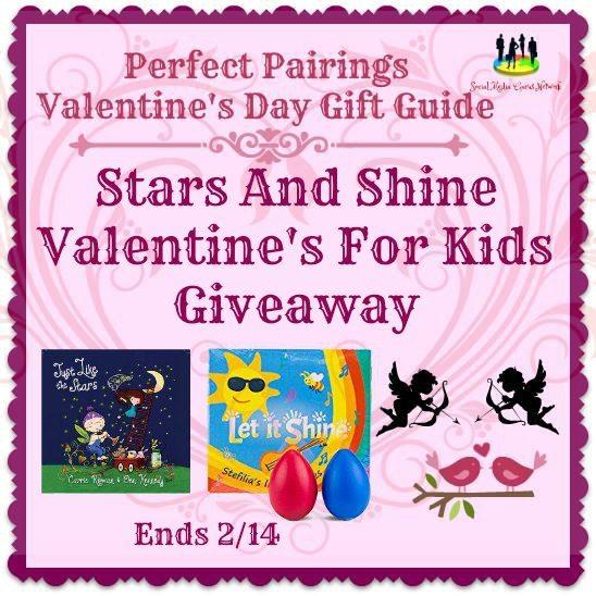 Stars and Shine Valentine's For Kids
