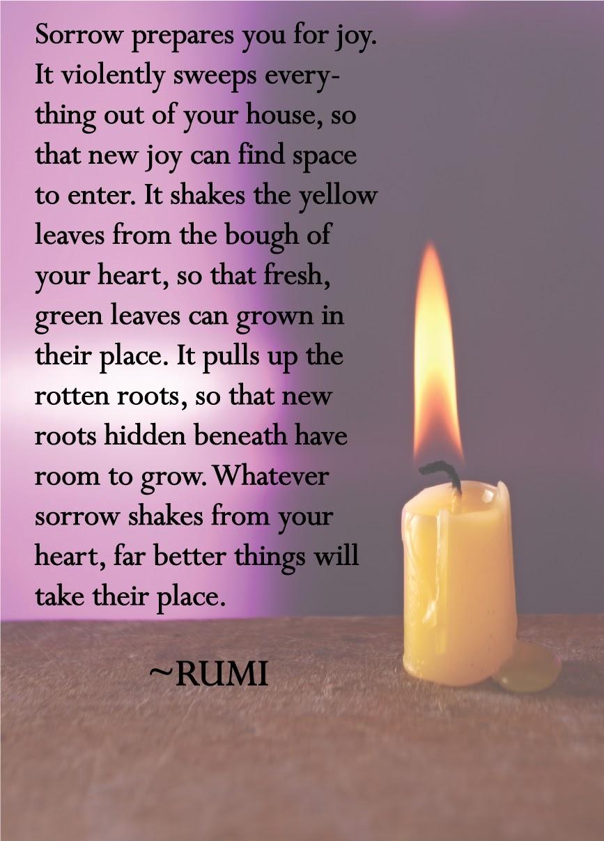 Rumi Quotes On Joy Quotesgram