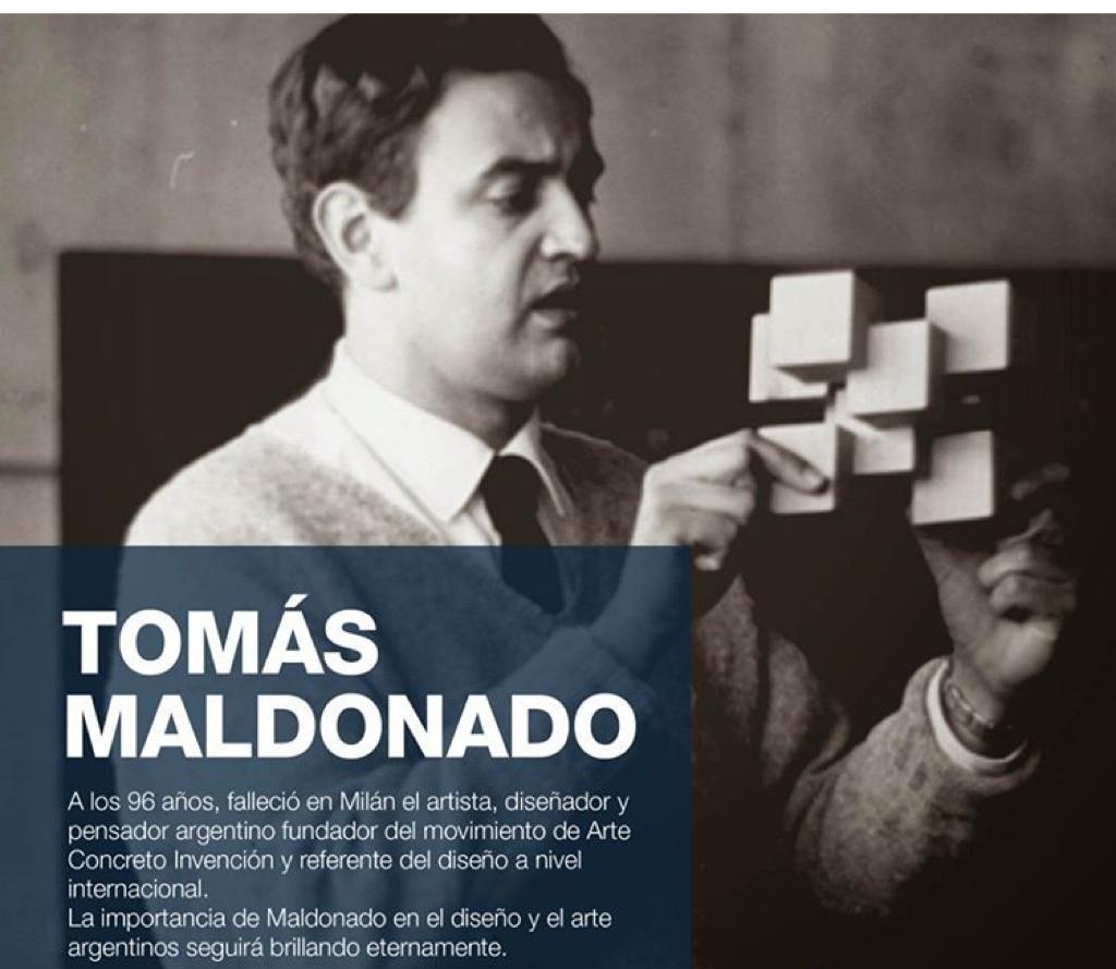 Tomas Maldonado
