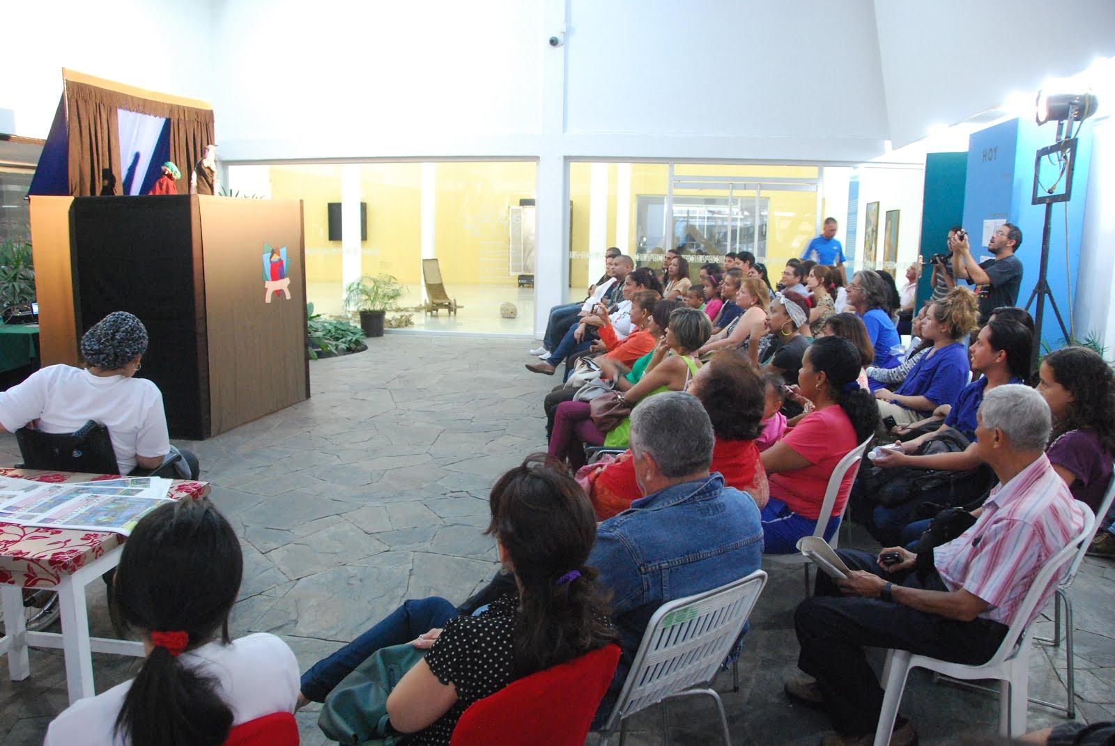 10° Encuentro Internacional con la Literatura y el Audiovisual para niñas, niños y jovenes en Venez