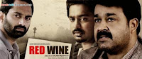 Mohan Lal's Redwine Movie Posters