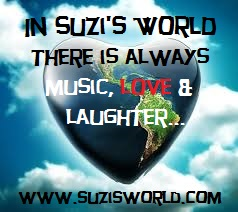 Spend some time in Suzi's World