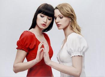 Rostros de Mujeres al Óleo