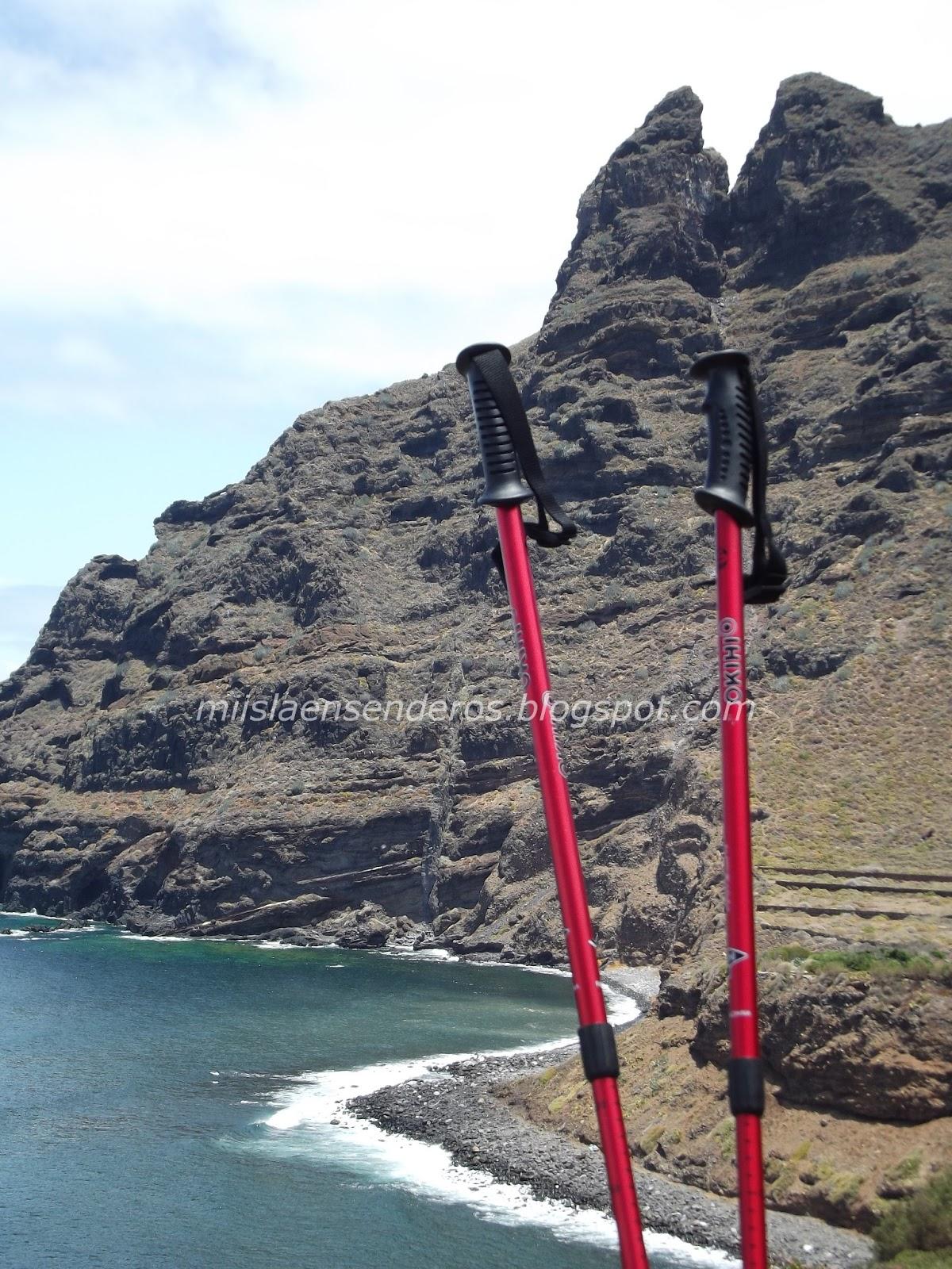 Mi Isla en Senderos, Tenerife: Las Carboneras, Chinamada, Punta del ...