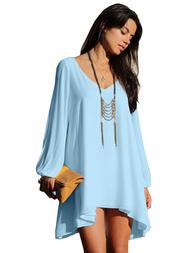 Koleksi terbaru dress feminim untuk wanita masa kini