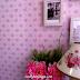 DIY - Pasang Sendiri Wallpaper Di Rumah