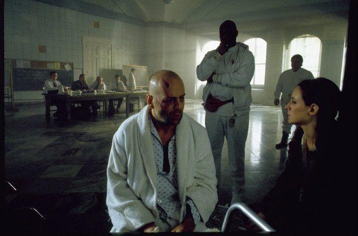 Bruce Willis en 12 Monos