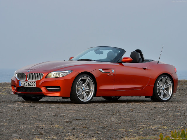 2014 BMW Z4 Roadster Wallpaper