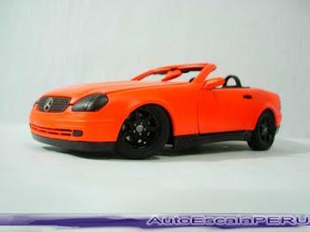 Proyecto: Mercedes Benz SLK GT - AEP