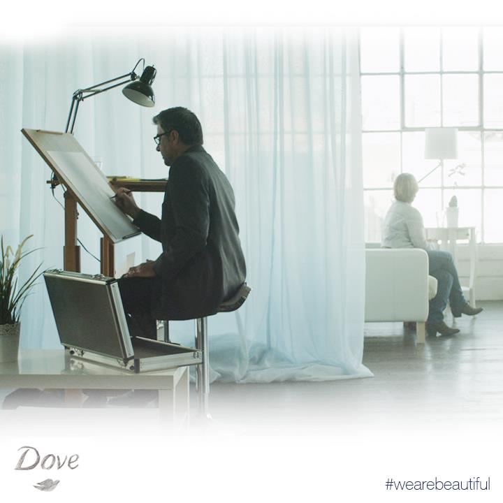 Dove Real Beauty Men Dove Real Beauty Sketches