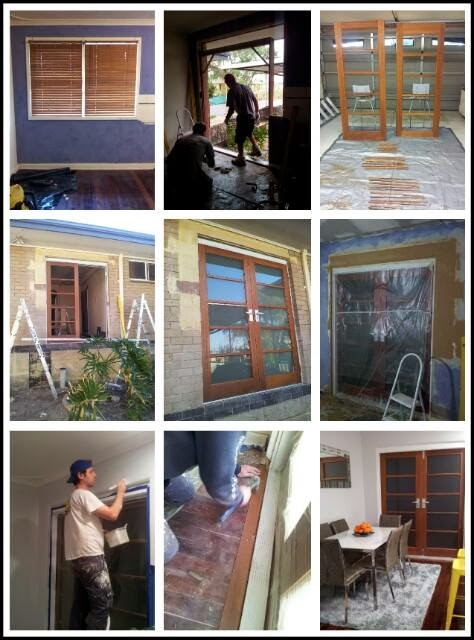 http://jarrahjungle.blogspot.com.au/2013/06/creating-our-own-french-doors-package.html