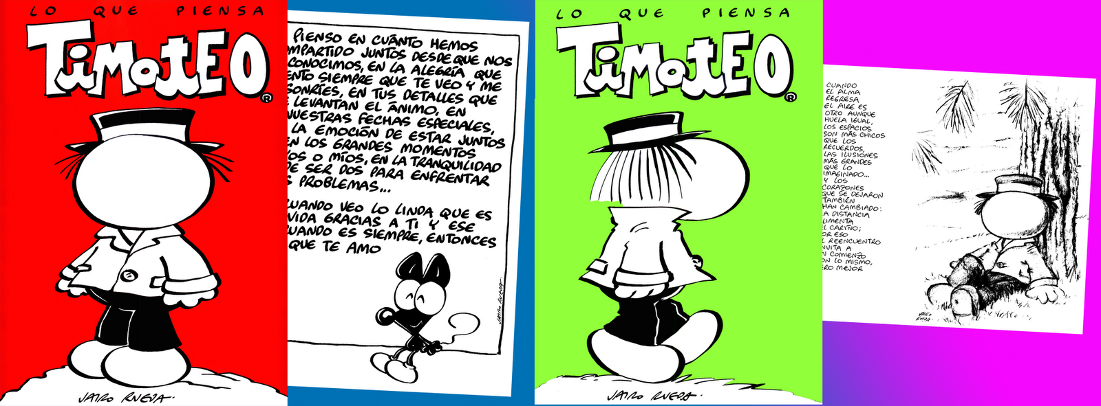 Tarjetas timoteo de amor - Imagui