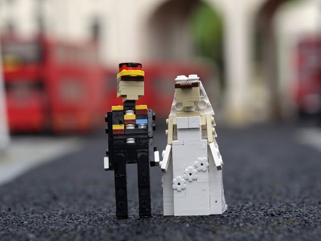 royal wedding lego. The Royal Wedding, in Lego.