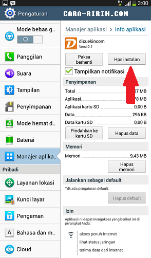 Tutorial Melepas Aplikasi Android yang Tidak Terpakai, Ada Virus, Bikin Loading Berat di Hp
