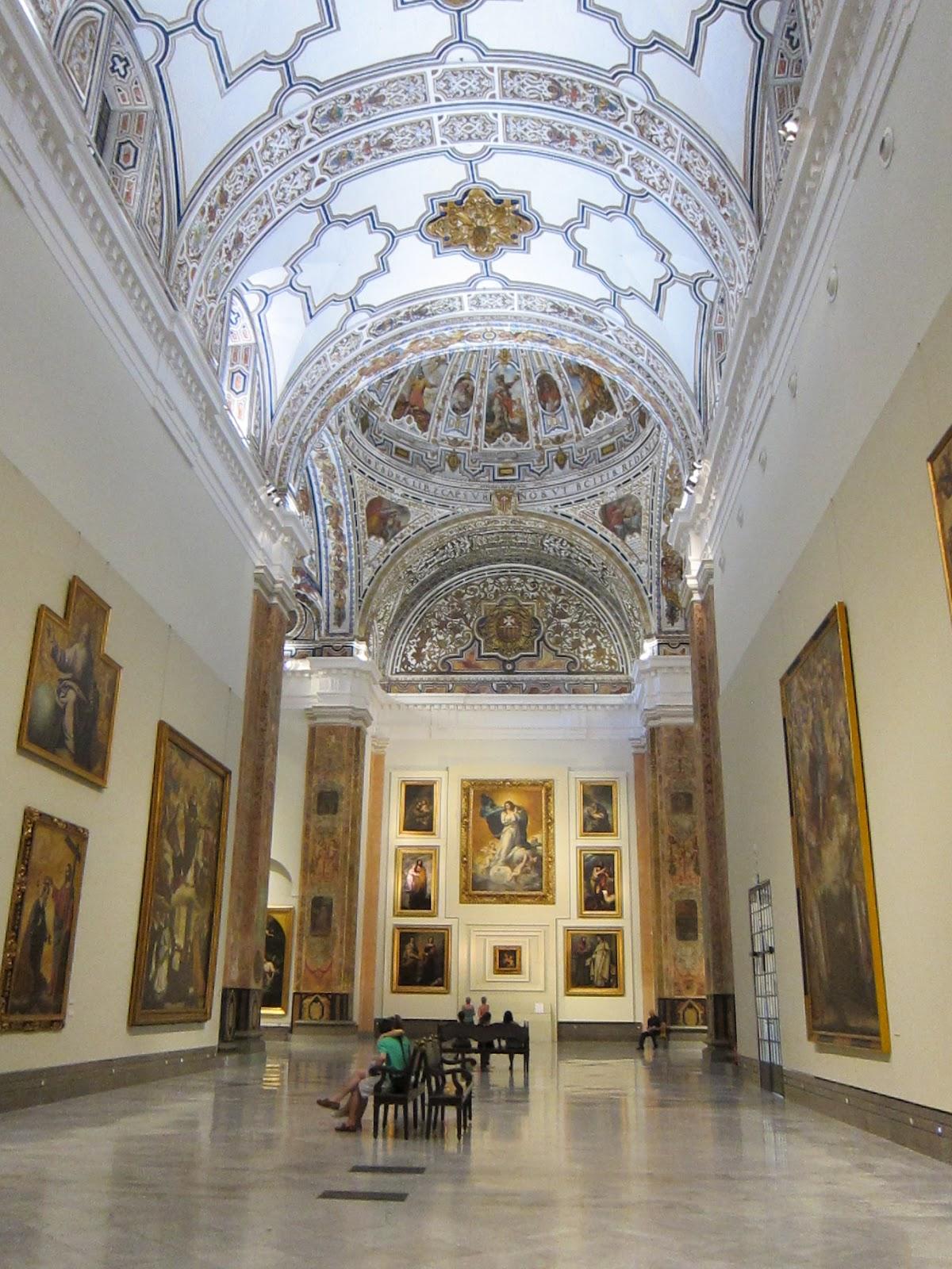 Sevilla: Museo Provincial de Bellas Artes de Sevilla