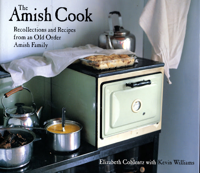 The Amish Cook by Elizabeth Coblentz