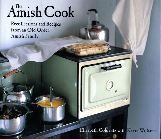 The Amish Cook by Elizabeth Coblentz