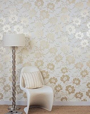 Icono interiorismo llega la primavera decora tus paredes - Papel pintado salones modernos ...