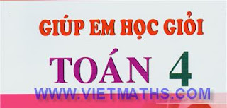 on thi hsg toan 4, luyen thi hoc sinh gioi toan lop 4