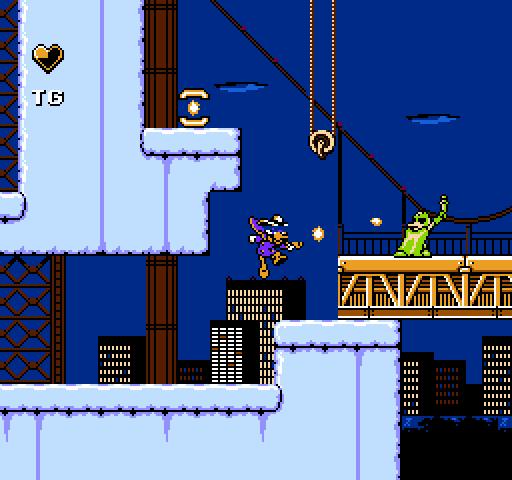 Super Adventures in Gaming: Darkwing Duck (