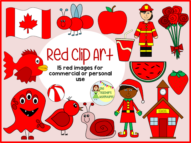 https://www.teacherspayteachers.com/Product/Red-Clip-Art-Set-15-png-images-for-personal-or-commercial-use-2056107