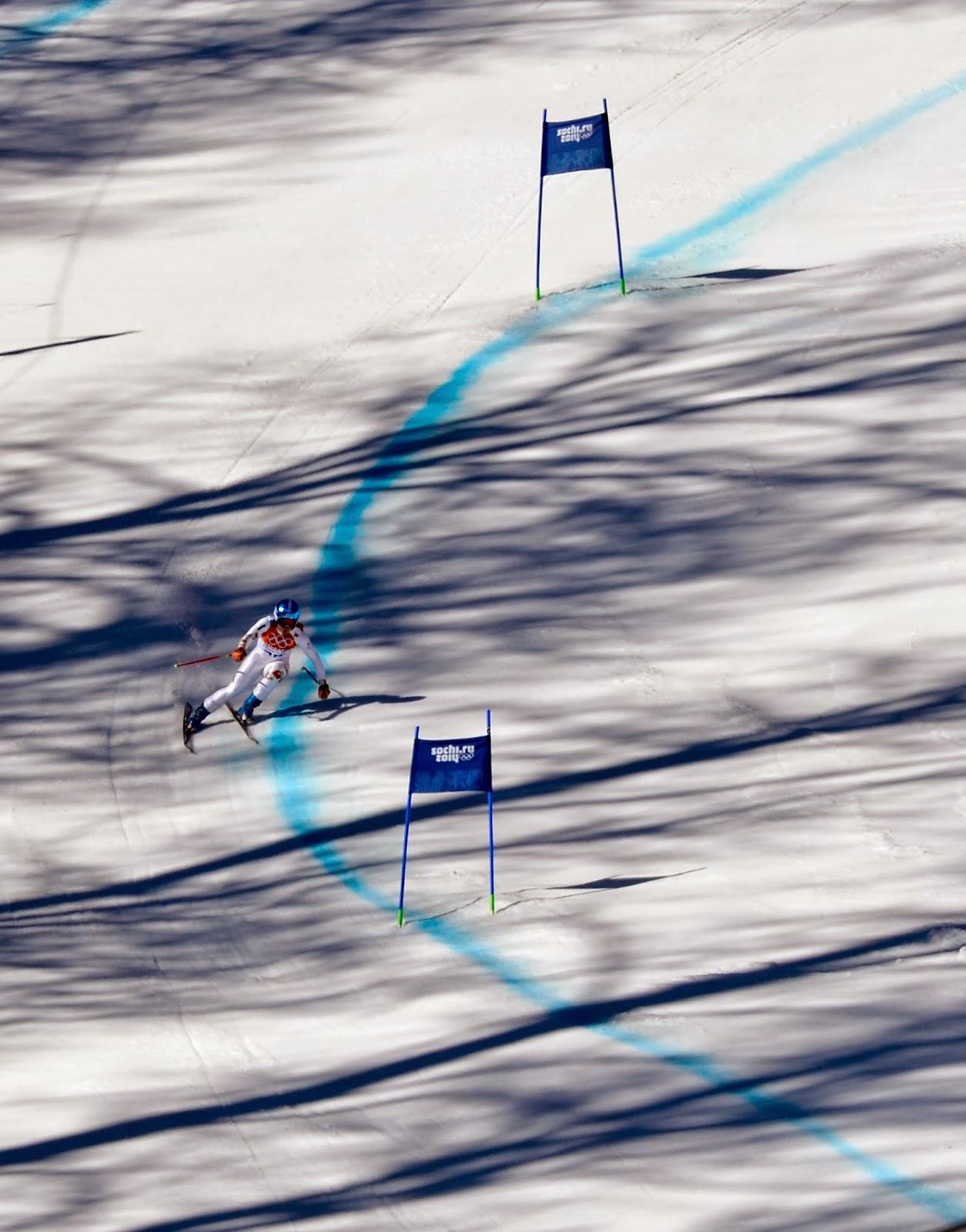 téli sportok, téli olimpiai játékok, Szocsi, lesiklás, Miklós Edit, alpesi-síverseny,