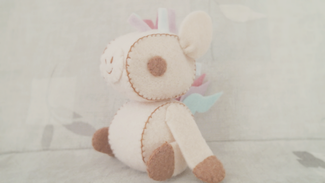 how to, make a kawaii horse, plushie tutorial, plush, plushy,