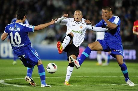 Hasil Pertandingan Getafe vs Valencia ( 3 - 1) Terbaru 2012