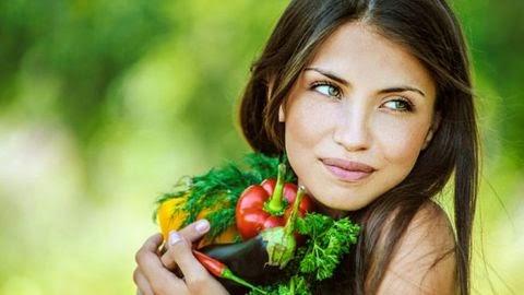 Gesunde Ernährung für gesunde Haare