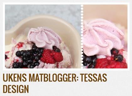 http://matbloggsentralen.no/ukens-matblogger-tessas-design/