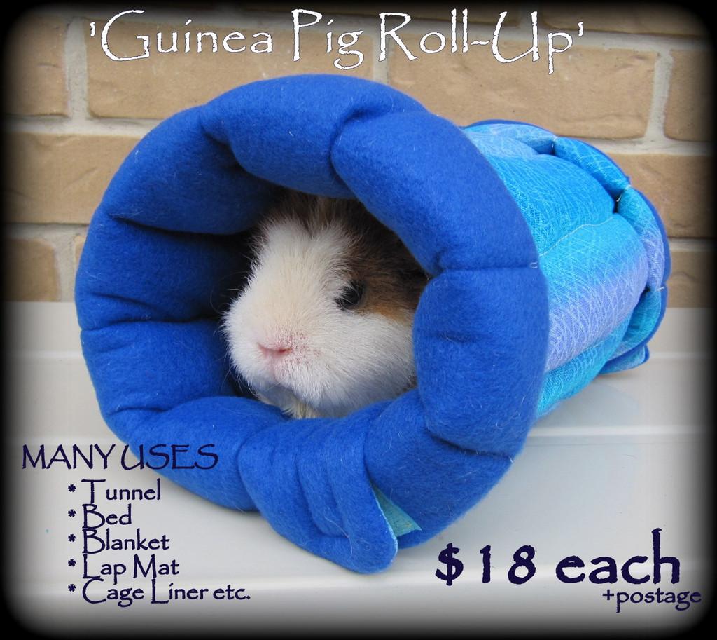 Handmade Guinea Pig Bedding