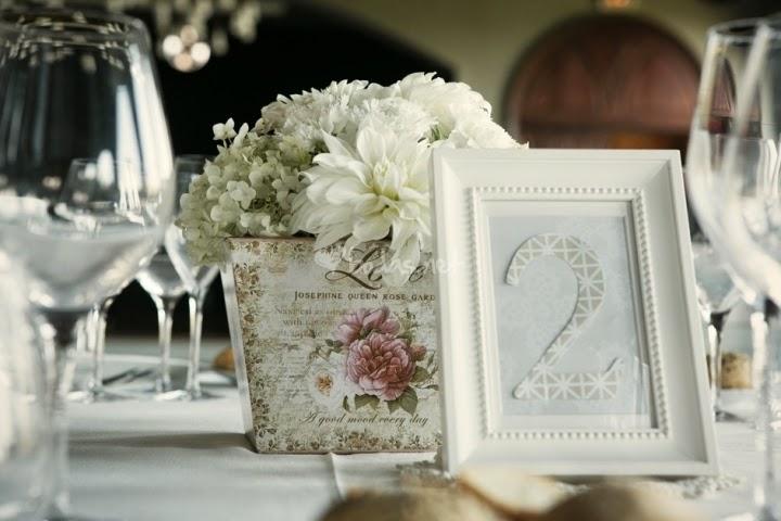 8 ideas para una boda Shabby Chic - Bodas con detalle - Blog ...
