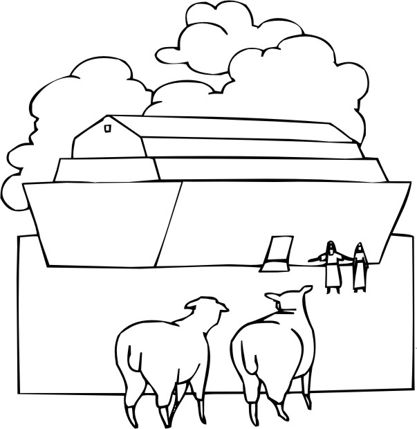 coloring pages for noah s ark wallpaper