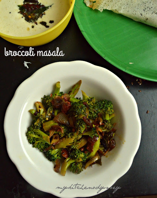broccoli masala dosa2
