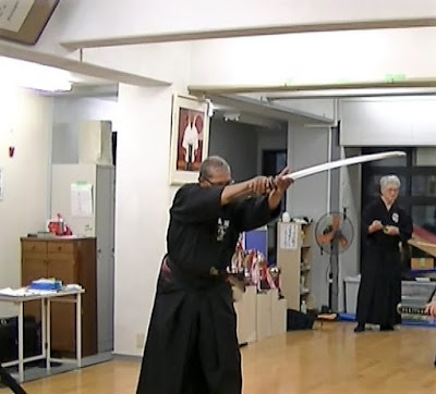 Alaska Iaido and Battodo
