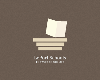 School Logo: Leport Schools