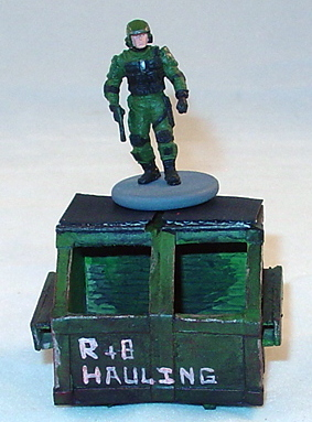 Luckyjoe S Place All Things Zombie Terrain Amp Vehicles