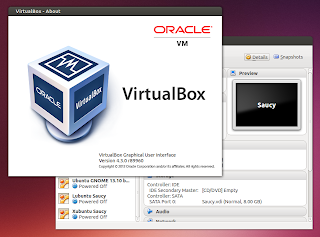 VirtualBox 4.3 screenshot