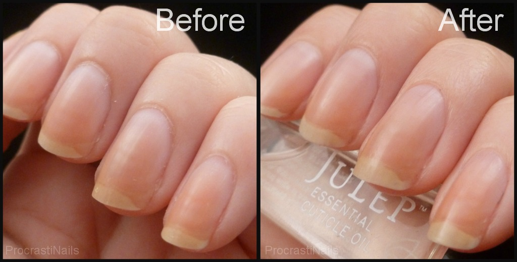 Review // Julep Essential Cuticle Oil + Results of 7 Day Usage Test ...