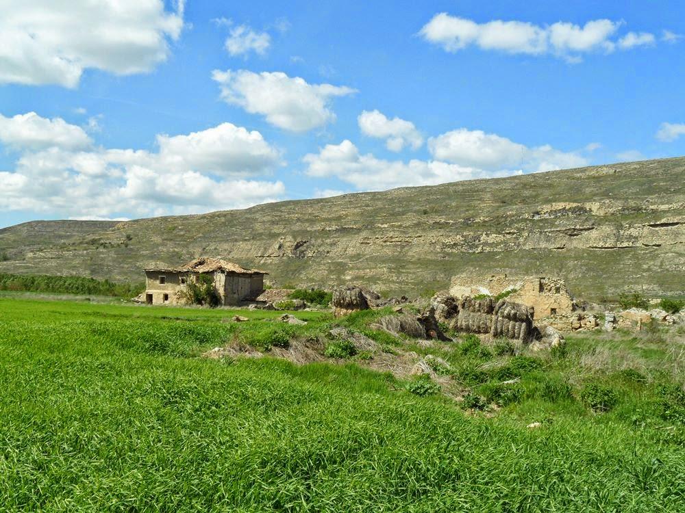 Tierras de Burgos: Regreso a los pueblos del silencio: Quintanilla ...