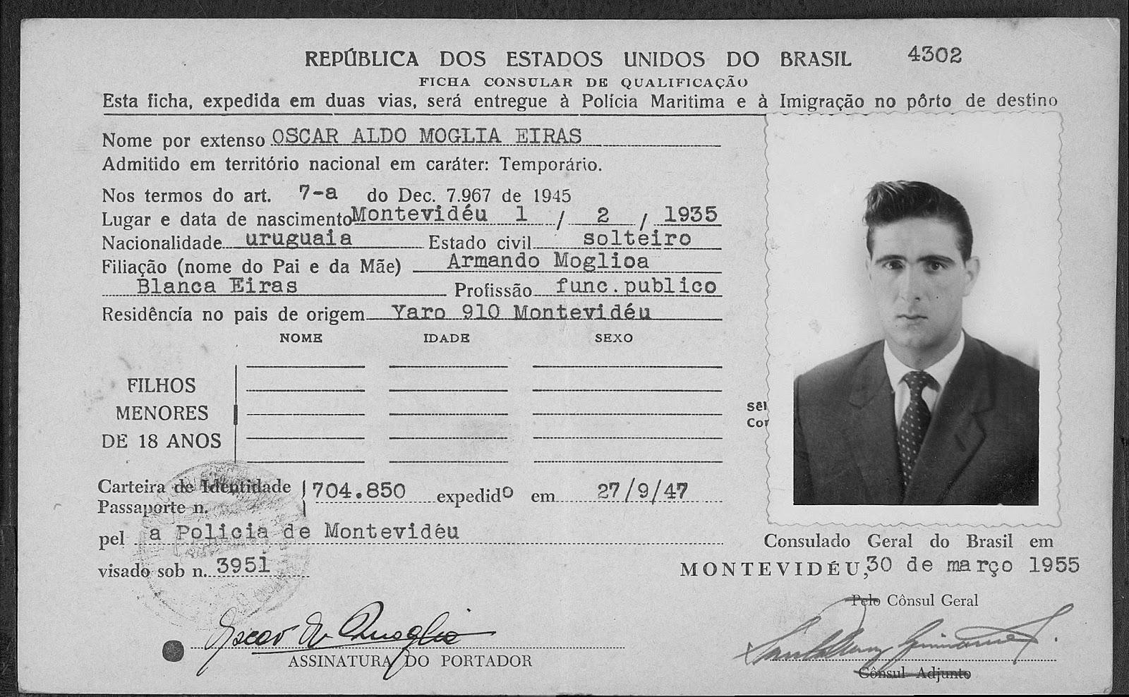 Oscar Moglia