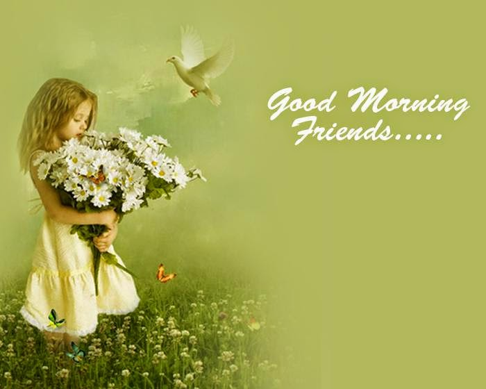 good morning friends wallpapers - photo #21