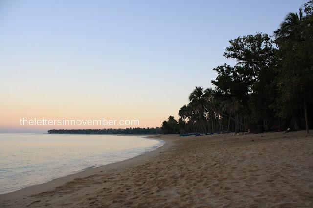 pristine white beaches, Philippines