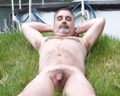 daddy bears - handsome daddy - woof  - big hairy bear gay