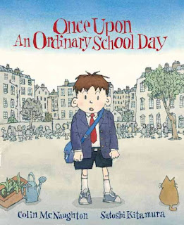 Book Review: Once Upon An Ordinary School Day by Colin McNaughton, reviewed by Jo Linsdell, #Books #BookReview