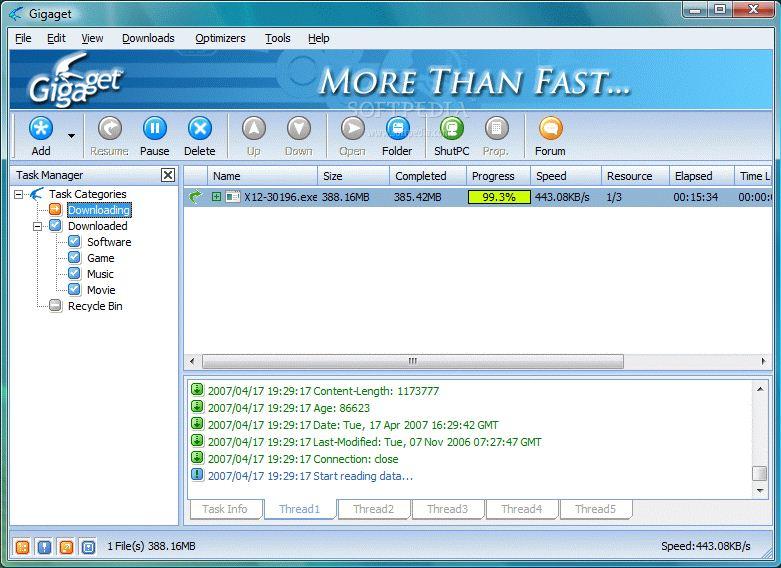 10 Software Downloader Tercepat Gratis